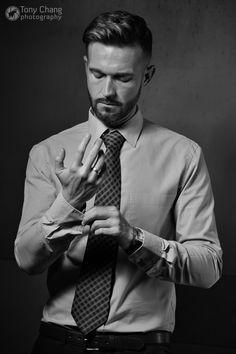Alex #elegant #businessman #businessportrait #model #tie #shirt #blackandwhite #fashion #tonyphoto