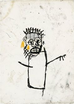 Jean-Michel Basquiat – Untitled, 1982.