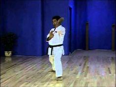 Learn Shisochin - Kata for Goju-Ryu Karate - Black Belt Wiki