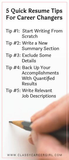 The Top 5 Resume Mistakes to Avoid Job interviews - 5 resume tips