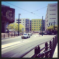 Downtown Tucson, AZ.