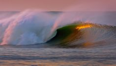 Beautiful Photos Of Ocean Waves, Captured With Long Lens And Slow Shutter - DesignTAXI.com
