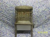 Antique Vintage Armstong gas space heater