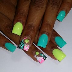 #ShareIG My little nails art for @_kaysosweet!!