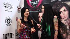 TattooTV Interview mit Lola Las Vegas - [Tattoo Show Dortmund 2014]   ❀✿ Lola Läs Vegas ✿❀ -- Lola Las Vegas http://management82.wix.com/lolalasvegas \\ http://lola-las-vegas.tumblr.com/ Soren ⚔ _ Vinsable