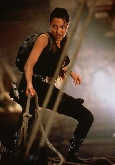 Lara Croft- my costume this weekend