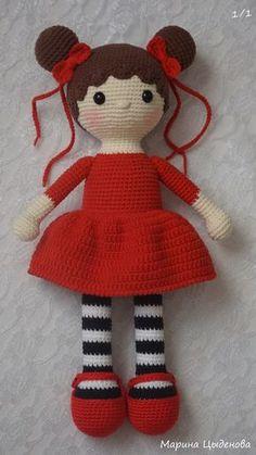 Good girls PDF crochet two doll pattern by MyCroWonders on Etsy - Salvabrani I'm in love with this crochet doll pattern! One of the best crochet dolls I've seen! How To Crochet an Amigurumi Rabbit - Crochet IdeasPufoasa Si Aromata , Cute Crochet, Crochet Crafts, Crochet Baby, Crochet Projects, Knit Crochet, Crochet Doll Pattern, Crochet Patterns Amigurumi, Amigurumi Doll, Knitted Dolls