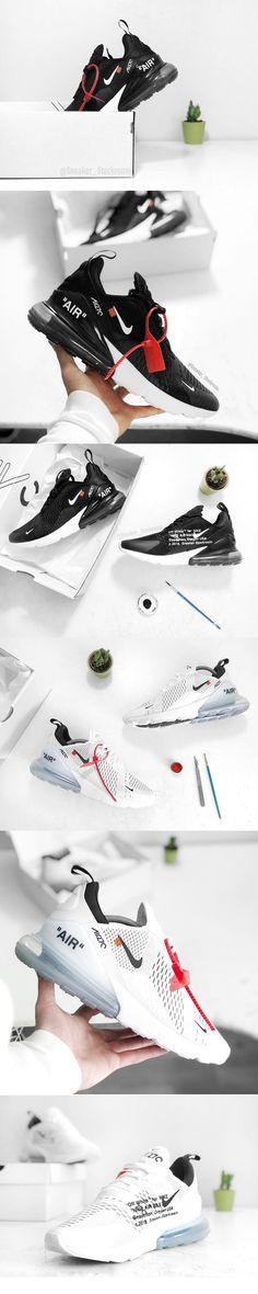Off #White x #Nike #Air Max 270 #TheTen