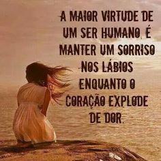 Maior virtude...