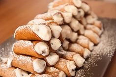 Cannoli - Best Desert - Checkout this amazing recipe!
