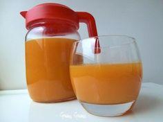 Succo di frutta all'albicocca fatto in casa | Ricetta