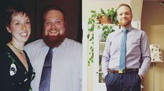 How this dad lost 175 pounds in 2 years