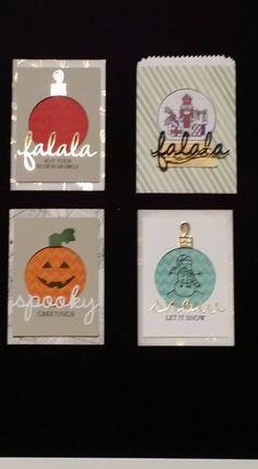 Sneak Peek Stampin' Up! Holiday Catalogue. Among the Branches Stamp Set | Seasonal Frame Thinlits Dies