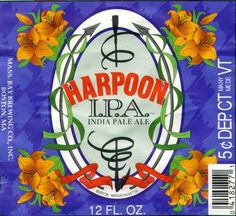 """Boston's finest - Another take on a lovely color pallet. While sharing a Harpoon """"Summer Vacation"""" mixed pack over the weekend, we realized that these were the colors that we were interested in incorporating into our wedding!"""