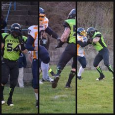 """The goal is winning and this storm is brewing. James Swafford is a semi-pro football player for the WV Storm and RUSH foot user. James says he wants people to see him play and """"give them the drive and determination to do it"""" too. Go, James, Go!! #rushfoot #rushfootrevolution #jamesswafford #wvstorm #semiprofootball #prosthetic #amputee #feeltherush"""