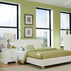Standard Furniture Meridian Platform Bedroom Collection | AllModern