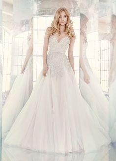 KleinfeldBridal.com: Hayley Paige: Bridal Gown: 33415530: A-Line: Natural Waist