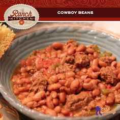 Recipes from the Ranch: Cowboy Beans | Sure Champ