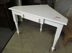 Apple Valley Corner Desk - eclectic - desks - columbus - Geitgey's Amish Country Furnishings