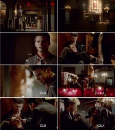 "Elijah, Klaus and Hayley - ""From a Cradle to a Grave"" - 1 * 22"