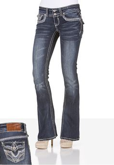My favorite jeans and they actually fit perfectly without alterations. Especially the waist and legs which is the usual problem.