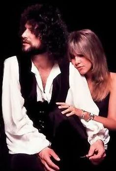 Lindsey Buckingham and Stevie Nicks, Fleetwood Mac Lindsey Buckingham, Buckingham Nicks, Music Is Life, My Music, Beatles, Rock N Roll, Stevie Nicks Fleetwood Mac, Jazz, Music Icon