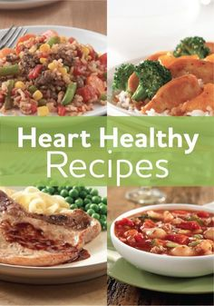 Take heart: eating for better heart health is easier—and tastier—than you think. These heart-healthy recipes for dinner are flavorful, filling and easy to make.