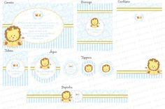 Kit Digital Leãozinho Príncipe - Leãozinho Rei - Charme Papeteria #leãozinho #leão #festaleão #kitleão #personalizado #kitfestaleão #leãopríncipe #leãorei #reileão #coroapríncipe #menino