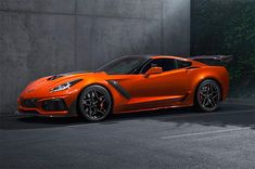 Behold the Supercharged 2019 Corvette ZR-1
