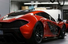 With a rear view window like that, reversing the Mclaren P1 into a tight space is sure to be a problem. Hit the image to see 10 of the hardest cars to park...