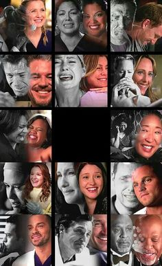 A true greys fan knows that one of these scenes made you cry. Or all of them