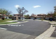 Naval Complex San Diego – Chesterton Townhomes Neighborhood:  2-3 bedroom townhomes designated for E1-E9 service members.
