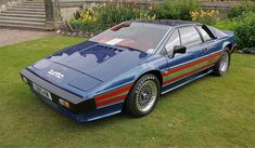 Lotus Esprit Essex Turbo - 1980