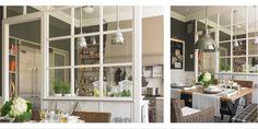 La cocina y otros espacios domésticos