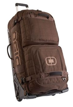 SanMar OGIO 109053, OGIO® - Bus Travel Bag. Bus Travel, Travel Bag, Long Haul, Corporate Gifts, Large Bags, Get Dressed, Shoulder Strap, Backpacks, My Style