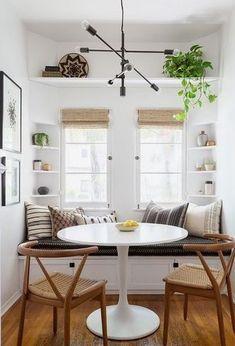Amazon Mid Mod Light Fixtures under $200 – Fisher & Co. Blog Casa Art Deco, Art Deco Home, Dining Room Sets, Dining Room Design, Dining Tables, Coffee Tables, Dining Area, Side Tables, Home Design