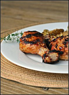 BBQ Chicken Drumsticks