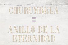 Churumbela como anillo de casada #bodas #ElBlogdeMaríaJosé #Churumbela #anillodematrimonio