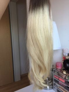 Billige Hair Extensions Clip On Extensions & Accessories