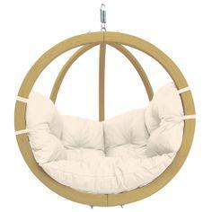 Hangstoel Globo Chair Natura - hangstoel globo 1 persoons - Amazonas