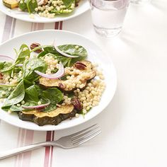 Roasted Acorn Squash Salad