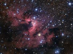 The Cave Nebula [2759x2058] [OC] http://ift.tt/2bQ9RT1