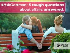It's possible to recover from an affair, but not every relationship can or should be saved. In a recent #AskGottman session, Master Certified Gottman Therapists Don and Carrie Cole answered 5 tough…