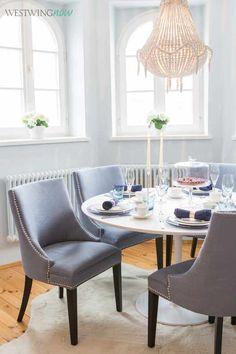 wer gerne gäste einlädt, braucht einen großen esstisch. damit die, Hause ideen