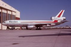 Wardair Canadian Airlines, Mcdonald Douglas, Air Transat, Douglas Aircraft, Air Lines, Airports, My Dad, Plane, Jet
