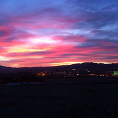 Sunset      Bullhead City, Arizona.        I think the most beautiful sunsets can be seen here.  Love bullhead city right where  , Arizona and Nevada and California come together.