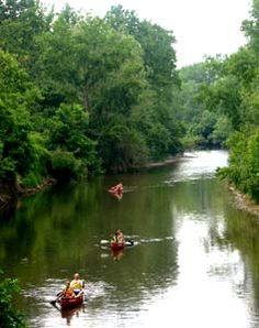 kokosing gap trail | Water trails in Ohio created by cooperation among agencies, local ...