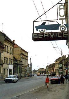 Brasov  - Auto Service, June 1994
