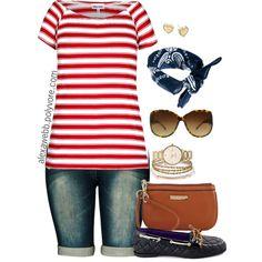 "#plus #size #fashion #alexawebb #outfit  ""Plus Size - Reunion Weekend"" by alexawebb on Polyvore @alexandrawebb"