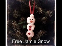 Merry Christmas 2012 - Message from Jamie Snow